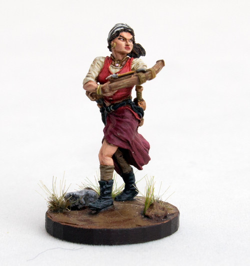 Outlaw, Pose 2