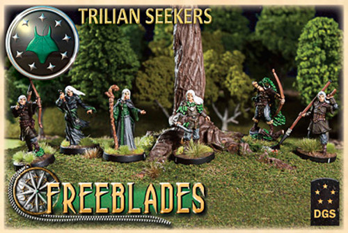 Trilian Seekers Starter Set