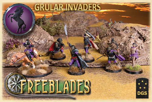 Grular Invaders Starter Set