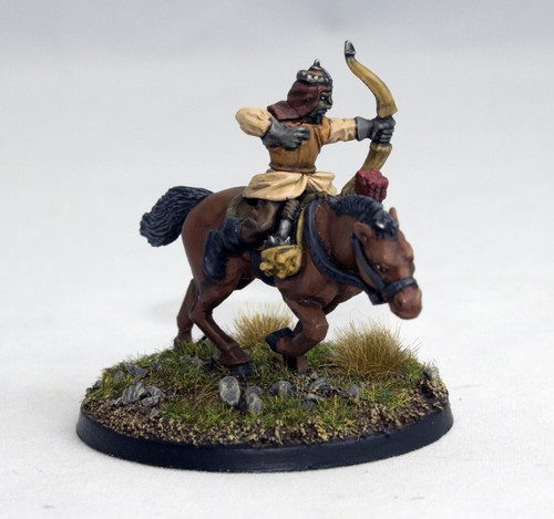 Mounted Marauder, Pose 1