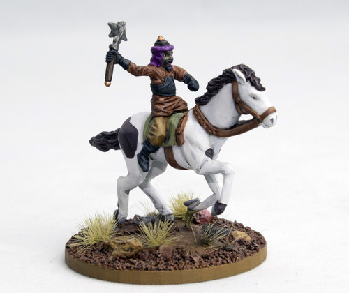 Mounted Marauder, Pose 2