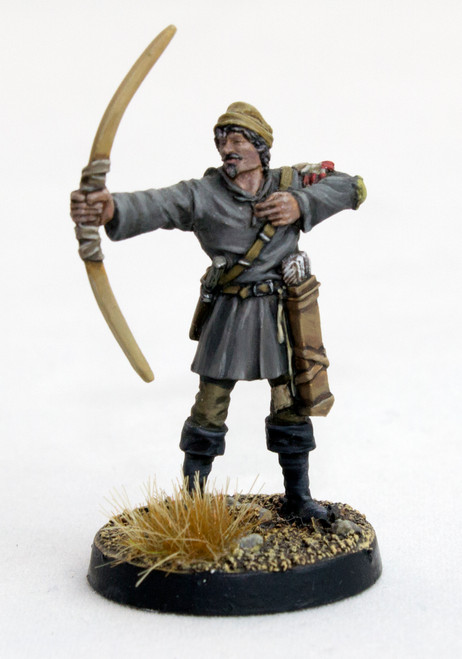 Muster Archer, Pose 1