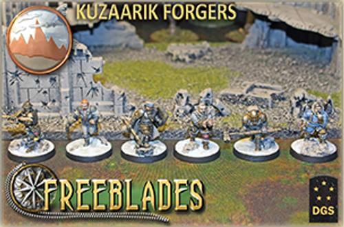 Kuzaarik Forgers Starter Set