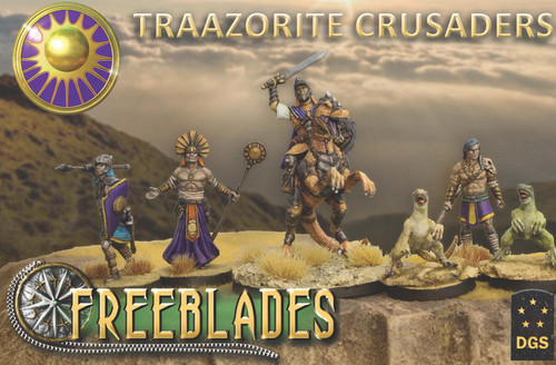Traazorite Crusaders Starter Set