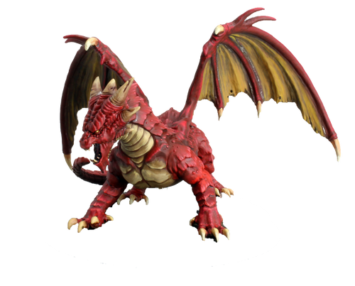 Thrakansor, Dragon of Fire