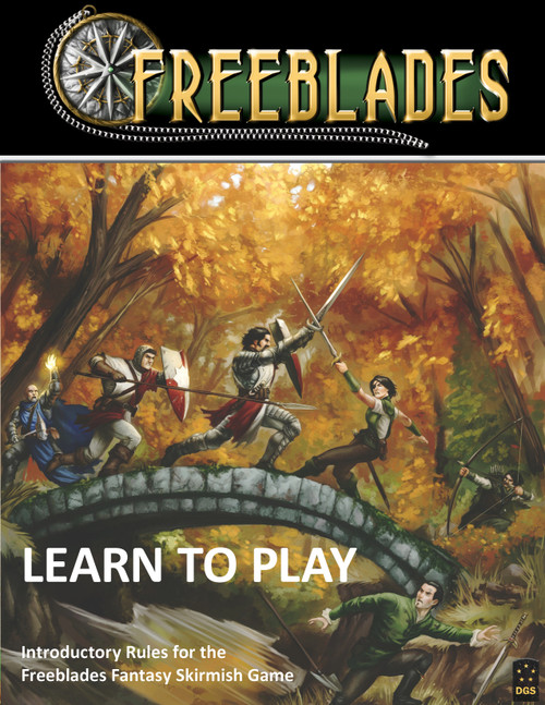 Freeblades Learn to Play