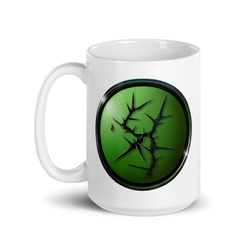 Black Thorn Mug