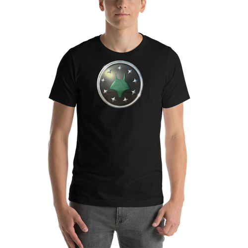 Trilian Short-Sleeve Unisex T-Shirt