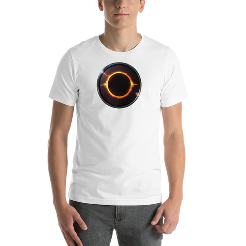Eclipse Short-Sleeve Unisex T-Shirt