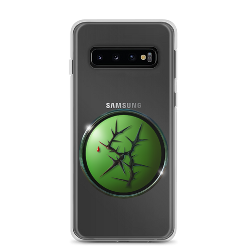 Black Thorn Samsung Case