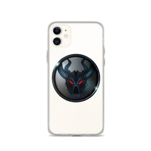 Demons of Karelon iPhone Case