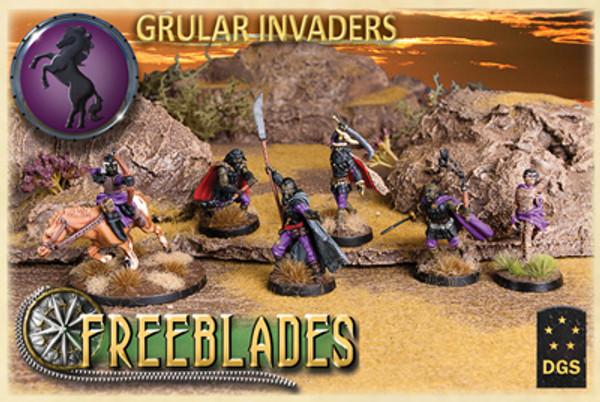 Grular Invaders Starter Set
