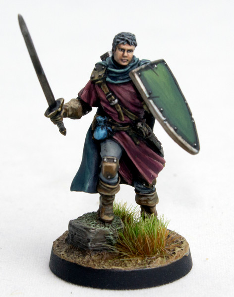 Faeler Swordsman