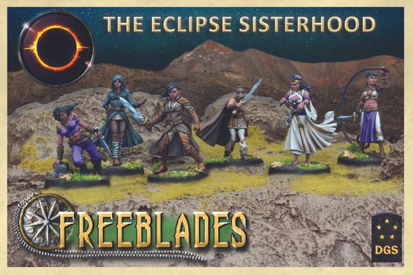 Eclipse Sisterhood Starter Set