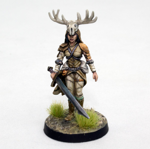 Stag Warrior