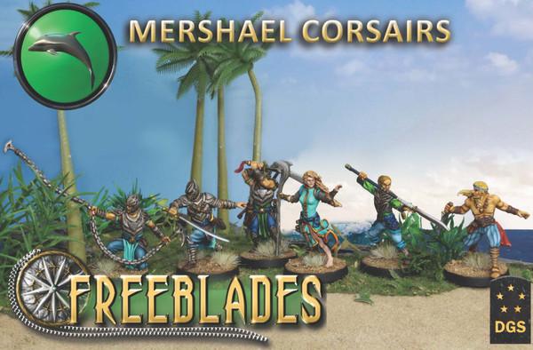 Mershael Corsairs Starter Set