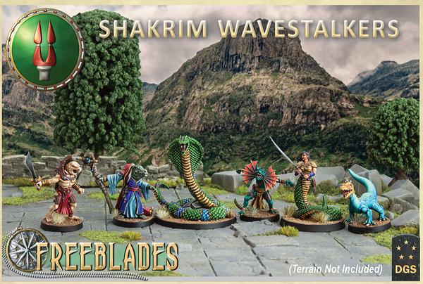 Shakrim Wavestalkers Starter Set