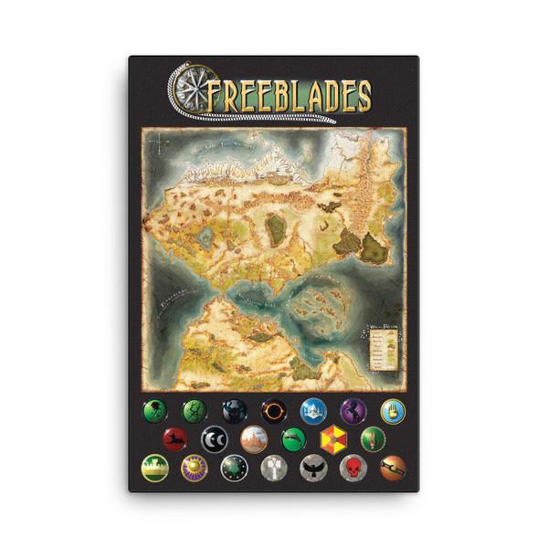 Freeblades Canvas