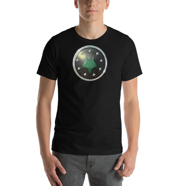 Trilian Short-Sleeve Unisex T-Shirt