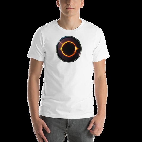 Eclipse Short-Sleeve Unisex T-Shirt