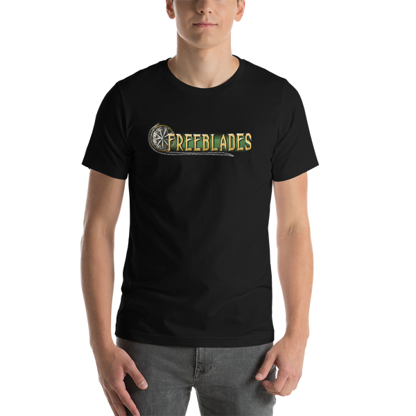 Freeblades Short-Sleeve Unisex T-Shirt