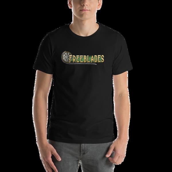 Freeblades Short-Sleeve Unisex T-Shirt