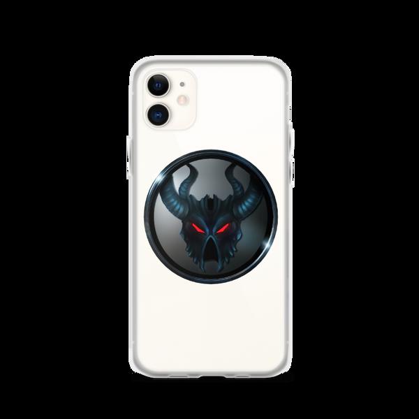 Demons of Karelon iPhone Case