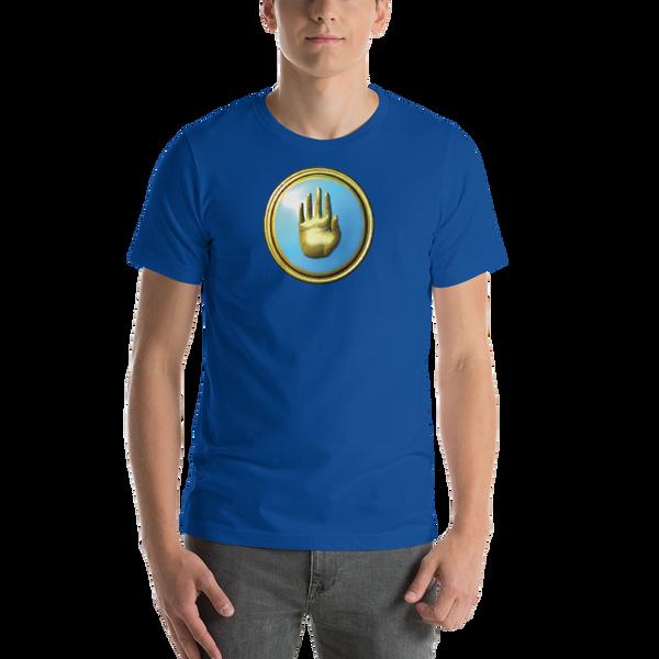 Haradelan Short-Sleeve Unisex T-Shirt