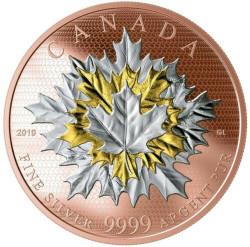 $2 SATURN Solar System Silver Coin. 2017 8.3g PROOF Silver,6.7g Niobium