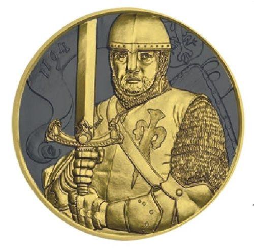 2019 Austria 825th Anniversary Of LEOPOLD DUKE V €1.5  1 Oz Silver