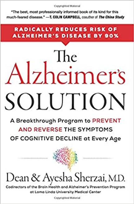 The Alzheimers Solution/hard cover