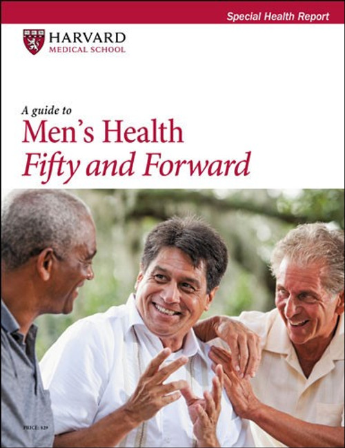 A Guide to Men's Health Fifty and Forward - SHR