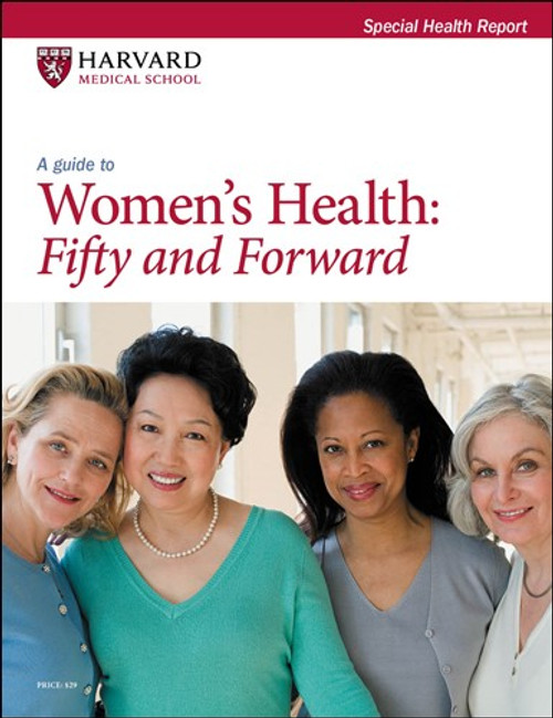 A Guide to Women's Health: Fifty and forward - SHR