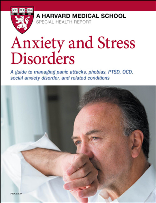 Anxiety and Stress Disorders - SHR