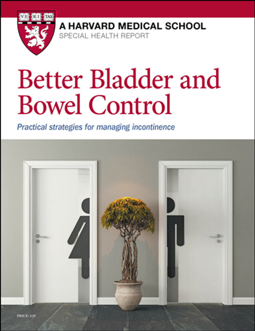 Better Bladder and Bowel Control: Practical strategies for managing incontinence - SHR