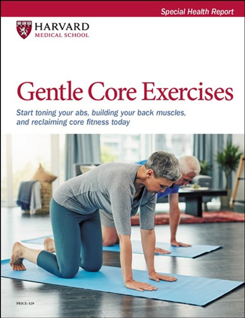 Gentle Core Exercises: Start toning your abs, building your back muscles, and reclaiming core fitness today - SHR