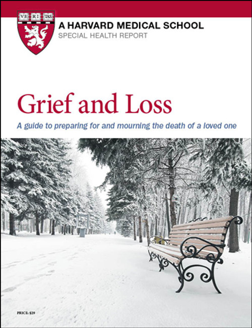 Grief and Loss: A guide to preparing for and mourning the death of a loved one - SHR