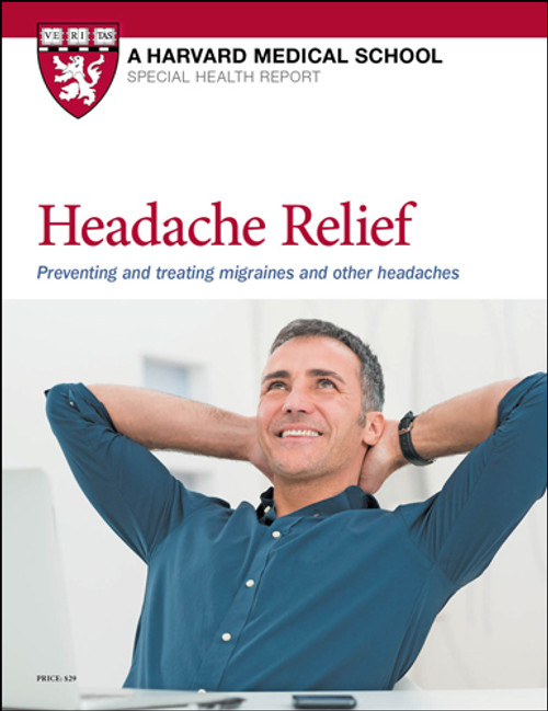 Headache Relief: Preventing and treating migraines and other headaches - SHR