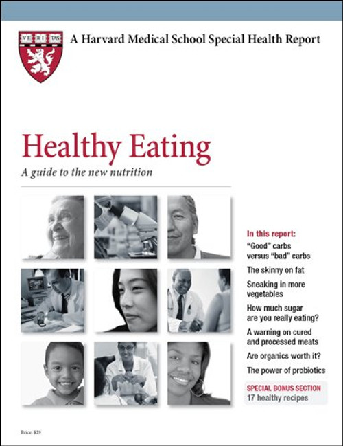 Healthy Eating: Strategies, tips, and recipes to help you make better food choices - SHR