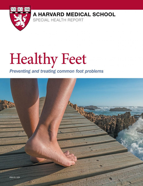 Healthy Feet: Preventing and treating common foot problems - SHR