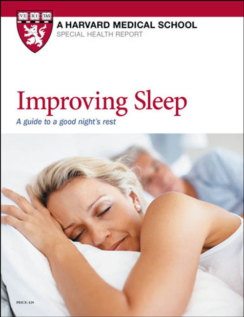 Improving Sleep: A guide to a good night's rest - SHR