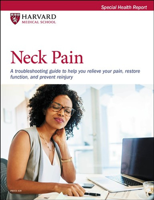 Neck Pain: A troubleshooting guide to help you relieve your pain, restore function, and prevent injury - SHR