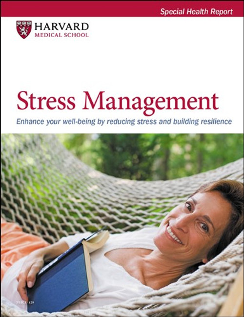 Stress Management: Enhance your well-being by reducing stress and building resilience - SHR