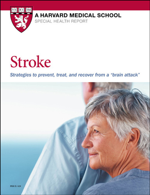 """Stroke: Strategies to prevent, treat, and recover from a """"brain attack"""" - SHR"""