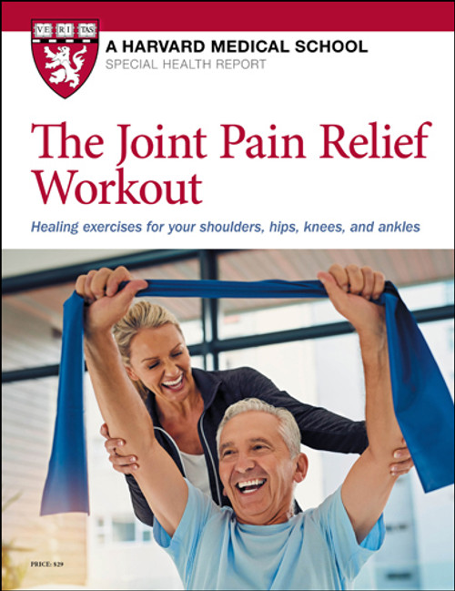 The Joint Pain Relief Workout: Healing exercises for your shoulders, hips, knees, and ankles - SHR
