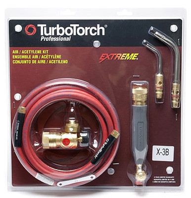 TurboTorch 0386-0336 X-4B A//C and Refrig Kit