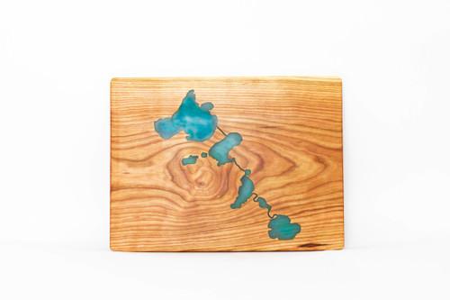 Madison Lakes Cutting Board