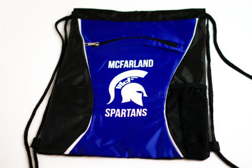 Spartan Draw String Bag
