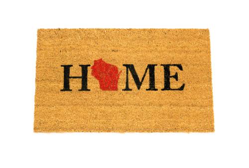 Wisconsin Doormat