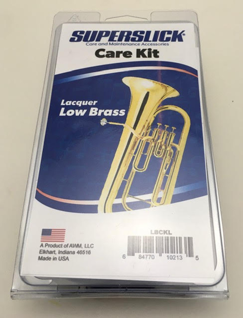 Superslick Euphonium/Baritone Cleaning Kit